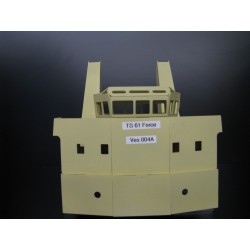 CNC-Grundaufbau Schlepp-...