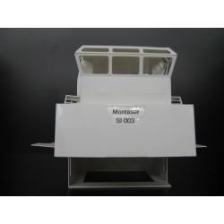 CNC-Grundaufbau Montaser