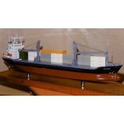 """Containerschiff """"Calabar""""..."""