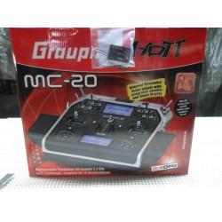 Fernsteuerung mc-20 HoTT...