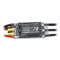 BRUSHLESS CONTROL + T 70...