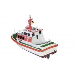 Seenotrettungsboot der...