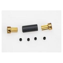 Flex-Kupplung 12mm 4/3,2mm