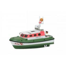 WP JOHANN FIDI, Tochterboot...