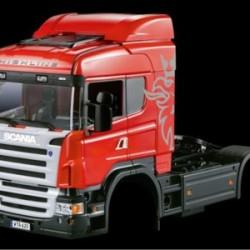 Scania R 620 Kabine 3...