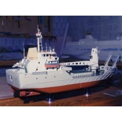 30 TO Crane ship