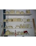 CNC-Frästeile und Aufbauten